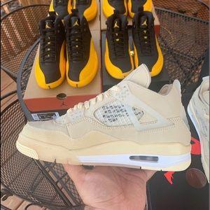 Jordan's 4